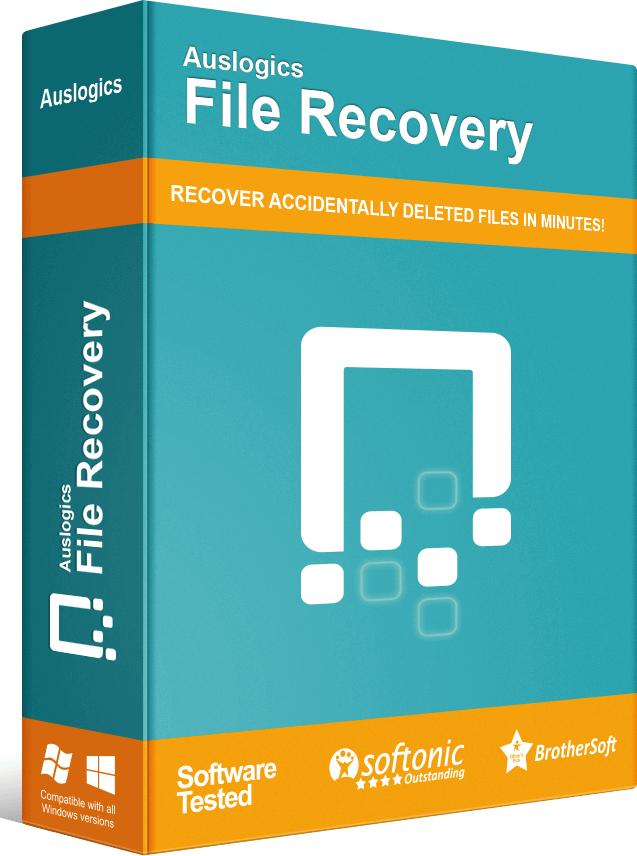 Программа Auslogics File Recovery