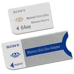 Memory Stick Duo