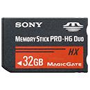 восстановление карт памяти Memory Stick