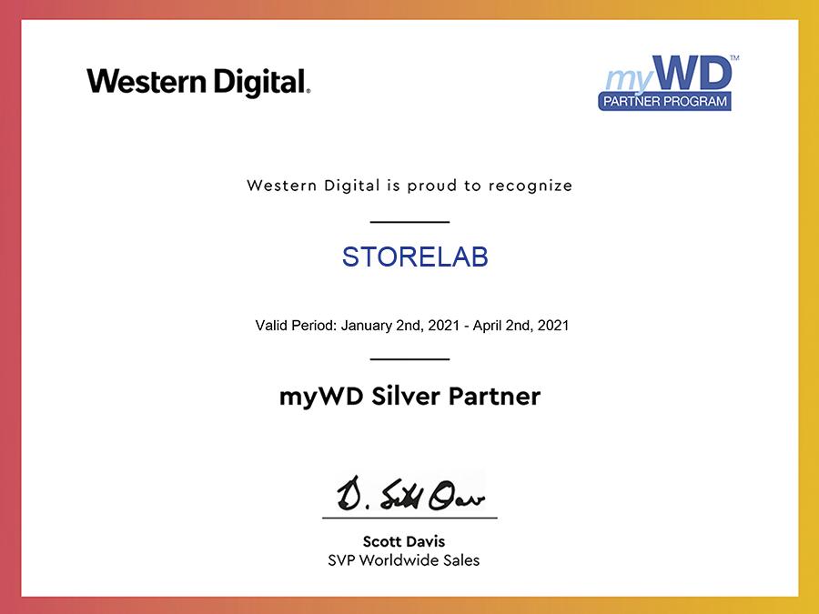 Western Digital My Book Raid Manager